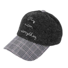 Load image into Gallery viewer, Fashion Kids Boys Girls Hats Children Sun-Shade Letter Embroidered Hats Children Baseball Caps