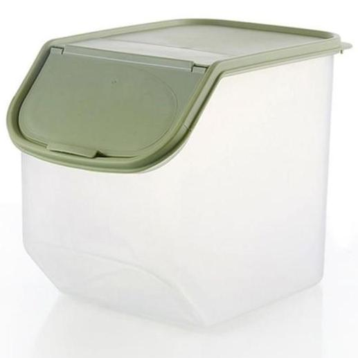 Pellet Container-Barbecue Basket