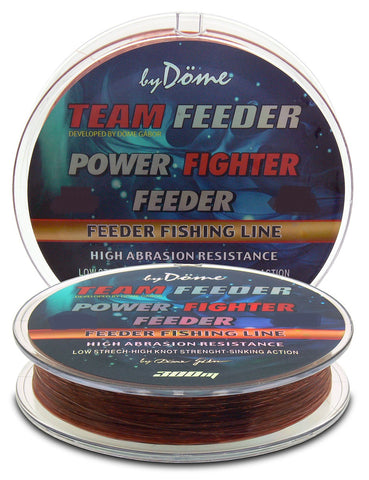 By Döme TEAM FEEDER Power Fighter Line 0,20mm/300m – 5,3kg