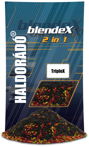 Haldorado BlendeX 2in1 - TripleX 800g