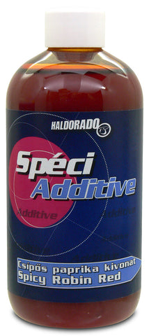 Haldorado SpeciAdditive – Spicy Robin Red 300ml