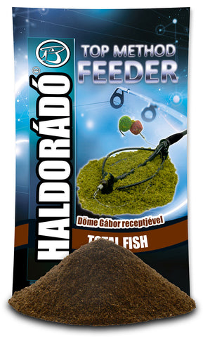 Haldorado Top Method Feeder - Total Fish 800g