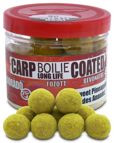Haldorado Carp Boilie Longlife Coated 18mm – Sweet Pineapple 70g