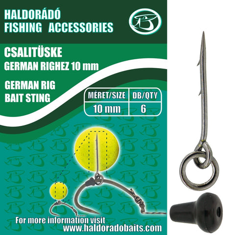 Haldorado Bait Sting German Rigiin