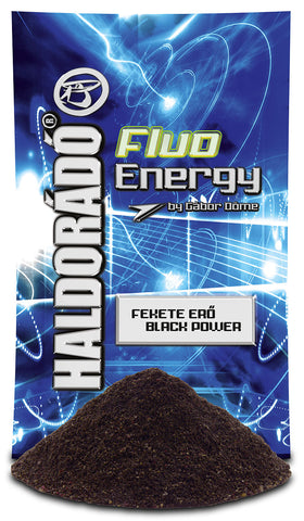 Haldorado Fluo Energy - Black Power 800g