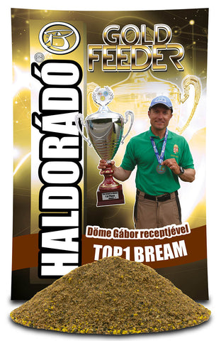 Haldorado Gold Feeder – Top1 Bream 1kg