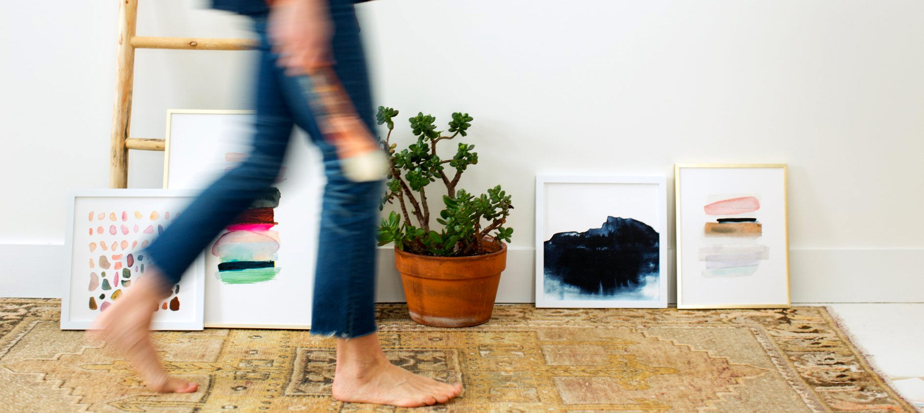 Tips on framing prints and paintings
