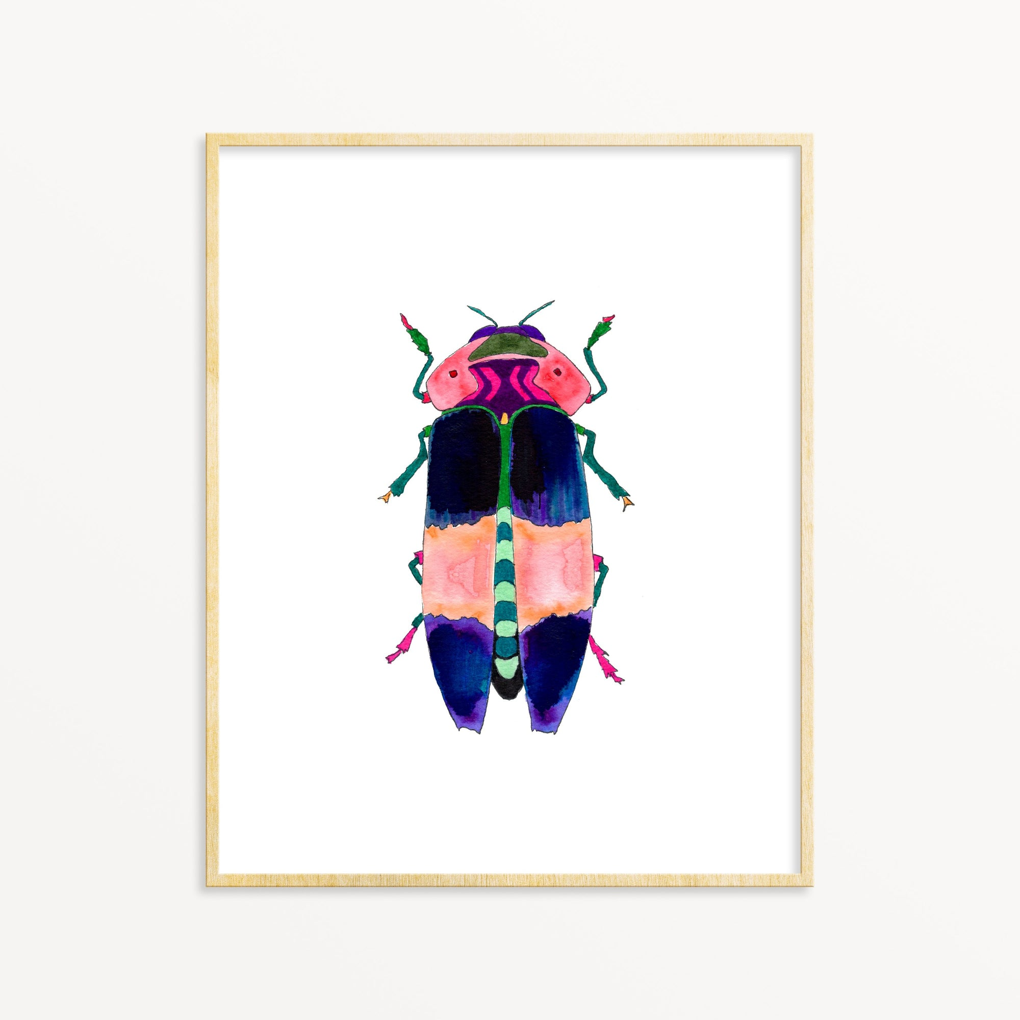 Beetle No. 1