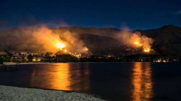 Chilean man admits to operating drone near helicopters fighting South Island blaze