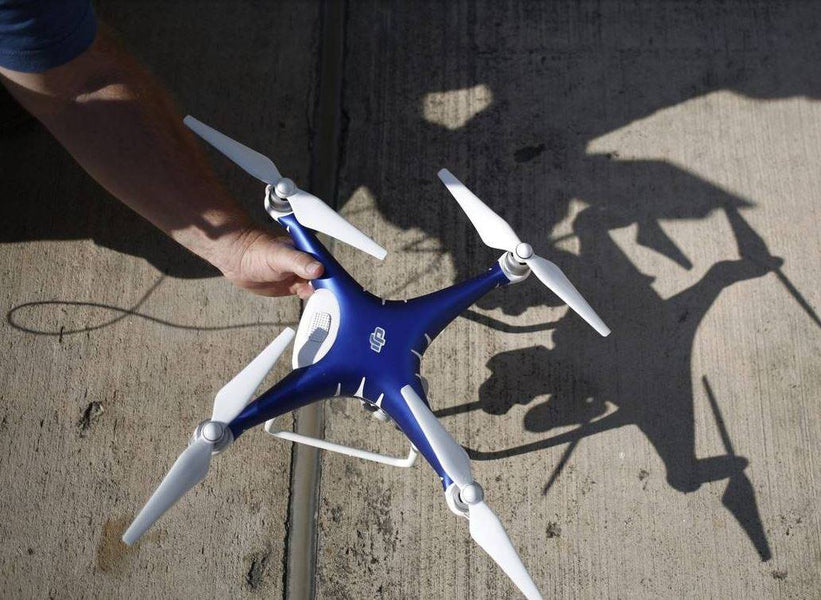 Federal Aviation Agency's Drone Registry Tops a Million
