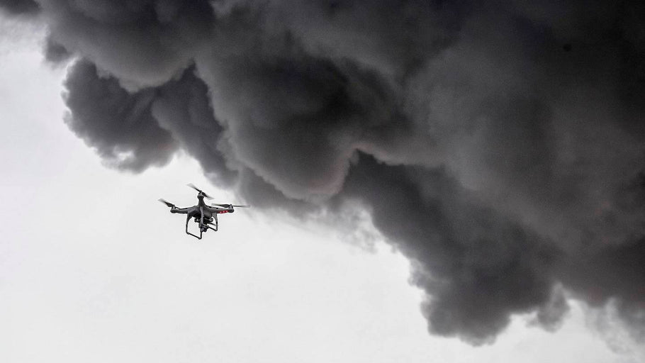 The Polish City of Katowice is Using a Drone to Combat Smog