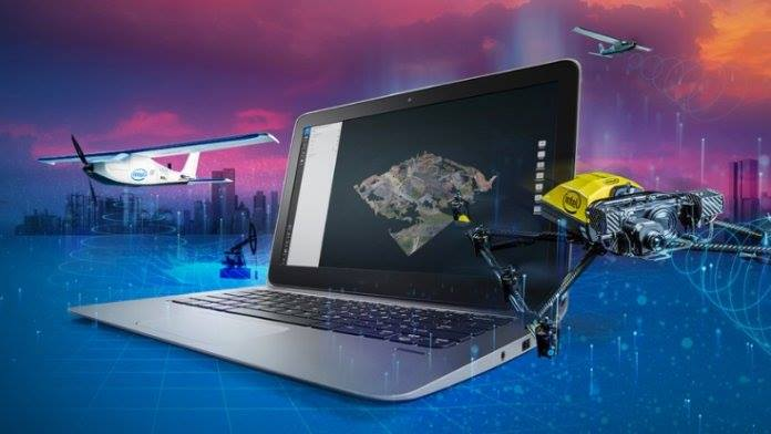 Intel Unveils Drone Software Solutions that Enable Businesses to Unlock Potential of Aerial Data