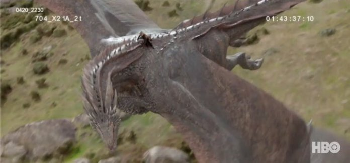 Game of Thrones: GPS flies with dragons