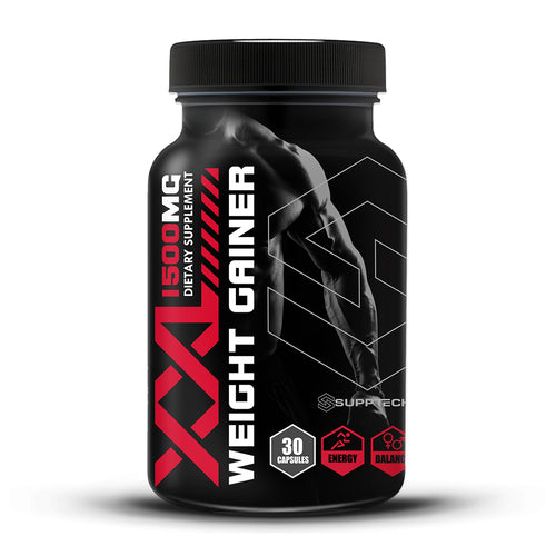 XXL Natural Weight Gainer Supplement