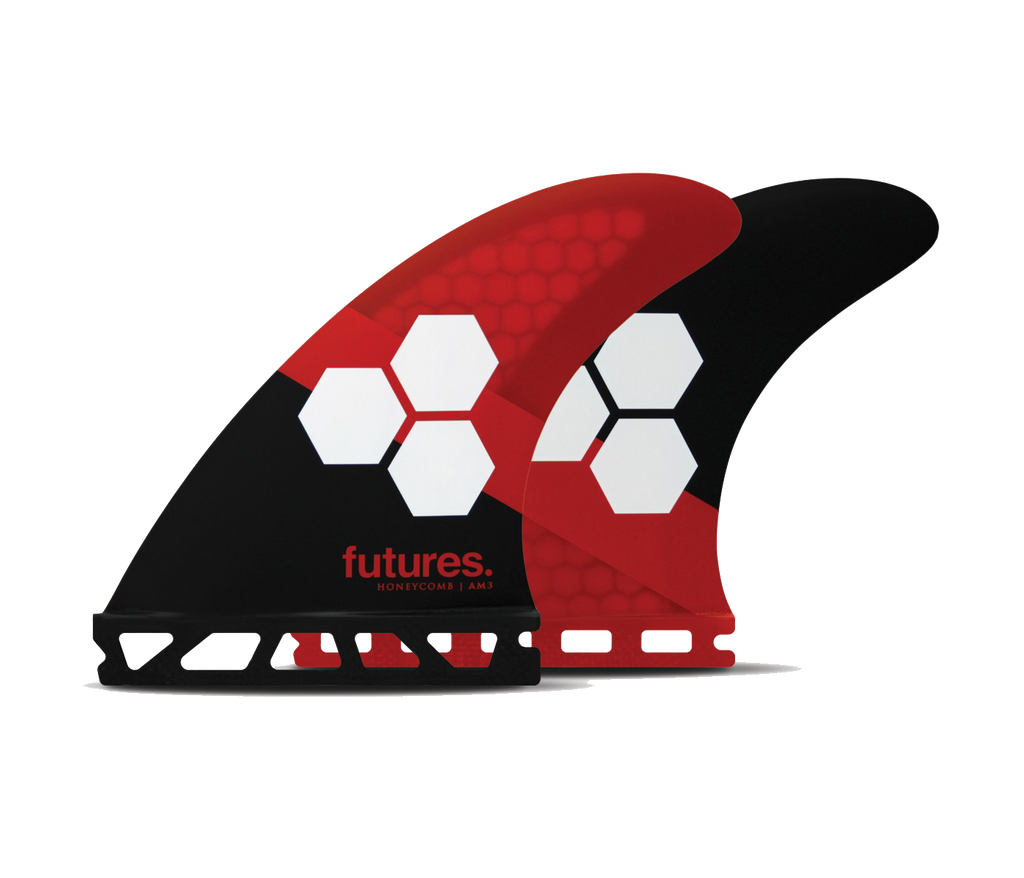 Futures Fins AM 3 Honeycomb
