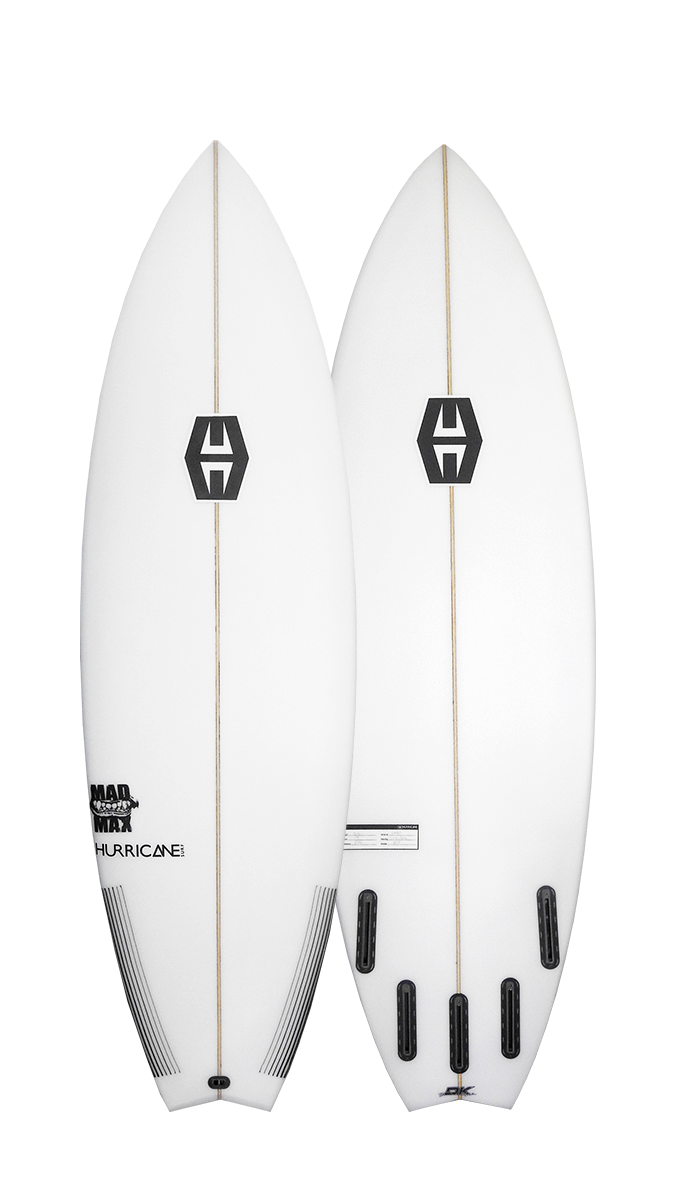 "5'6"" Mad Max 'swallow tail'"