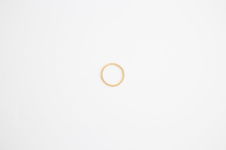 ABY RING IN GOLD