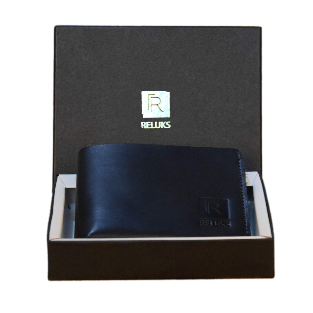 Single Leather Wallet For Men