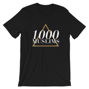 1000 Muslims™ Team Shirt