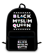 Load image into Gallery viewer, Black Muslim Queen™ Backpack