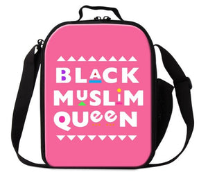 Black Muslim Queen™ Lunch Bag