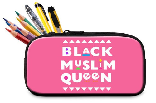Black Muslim Queen™ Pencil Bag