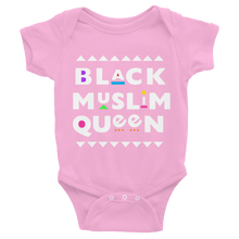 Load image into Gallery viewer, Black Muslim Queen™ Baby Bodysuit