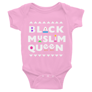 Black Muslim Queen™ Baby Bodysuit