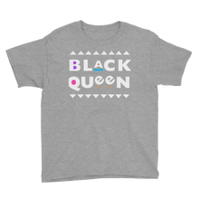 Load image into Gallery viewer, Black Queen™ Youth Short Sleeve T-Shirt