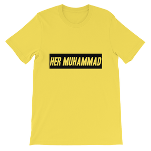 Her Muhammad Couple T-shirt