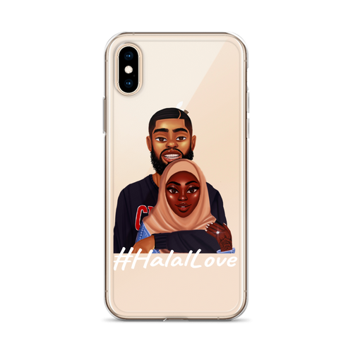 Halal Love™ iPhone Case