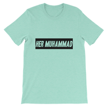 Load image into Gallery viewer, Her Muhammad Couple T-shirt