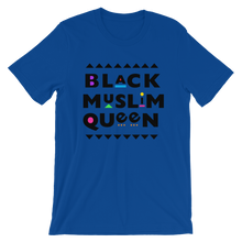 Load image into Gallery viewer, Black Muslim Queen™ (black text) T-shirt