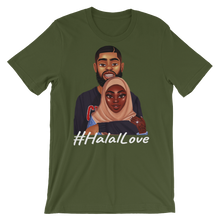 Load image into Gallery viewer, Halal Love™ T-shirt