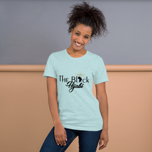 Load image into Gallery viewer, The Black Hijabi™ Logo T-shirt