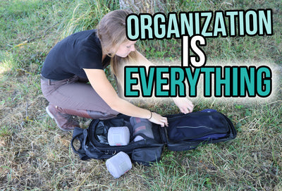 Organization is everything - saving time in the stable
