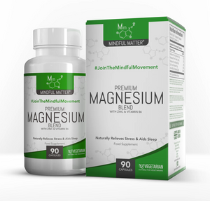Magnesium Blend - For Sleep & Energy