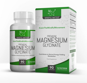Magnesium Glycinate - For Stress & Calm