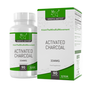 Activated Charcoal - For Digestion & Bloating