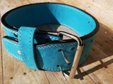 *BESPOKE COLOUR BELT: CUSTOM LEVER BELT - Resolute Strength Wear