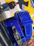EASY ORDER: Custom Royal Blue Belt - Resolute Strength Wear