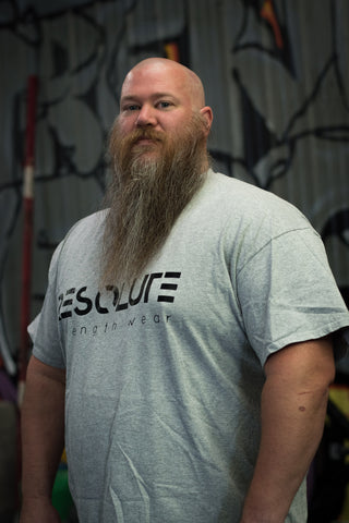 YOUR WAY- Resolute Tshirt - Resolute Strength Wear