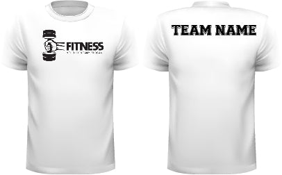 TEAM TSHIRT - DOUBLE SIDED - Resolute Strength Wear