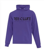 Resolute Hoodie - Purple - Resolute Strength Wear