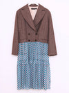 Vinti Andrews Skirt Tailor Jacket