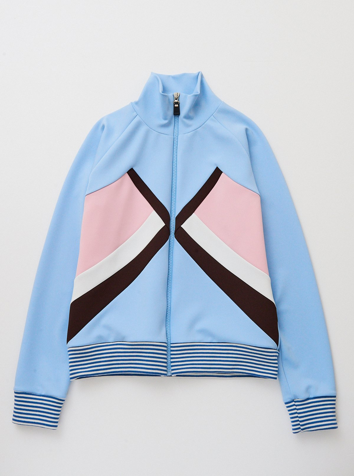 Vinti Andrews Track Zip Up Jacket