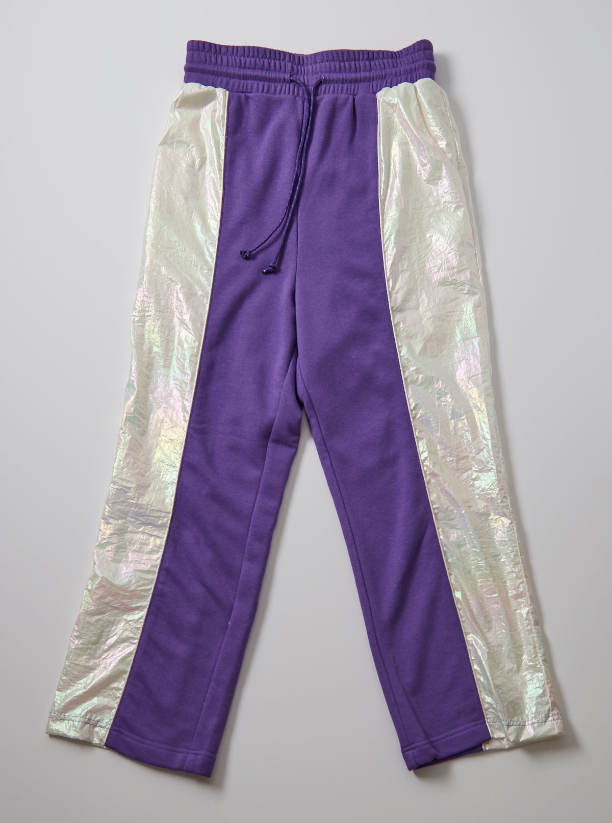 Pearlescent Track Pants