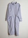 Vinti Andrews 90s Shirting Summer Coat