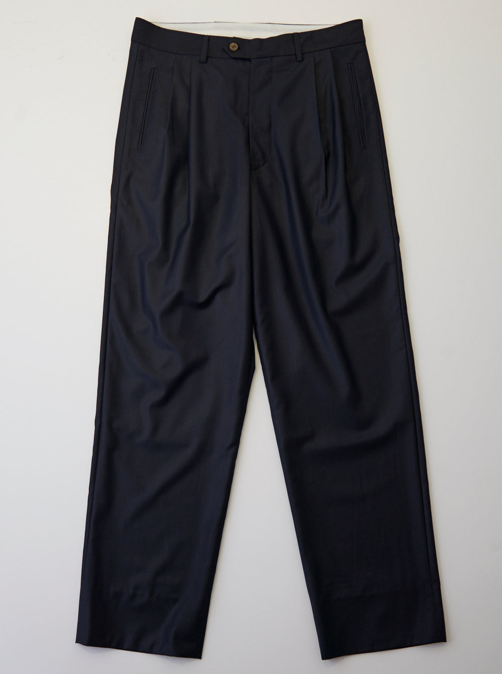 Vinti Andrews Tailor Trousers Black Suiting