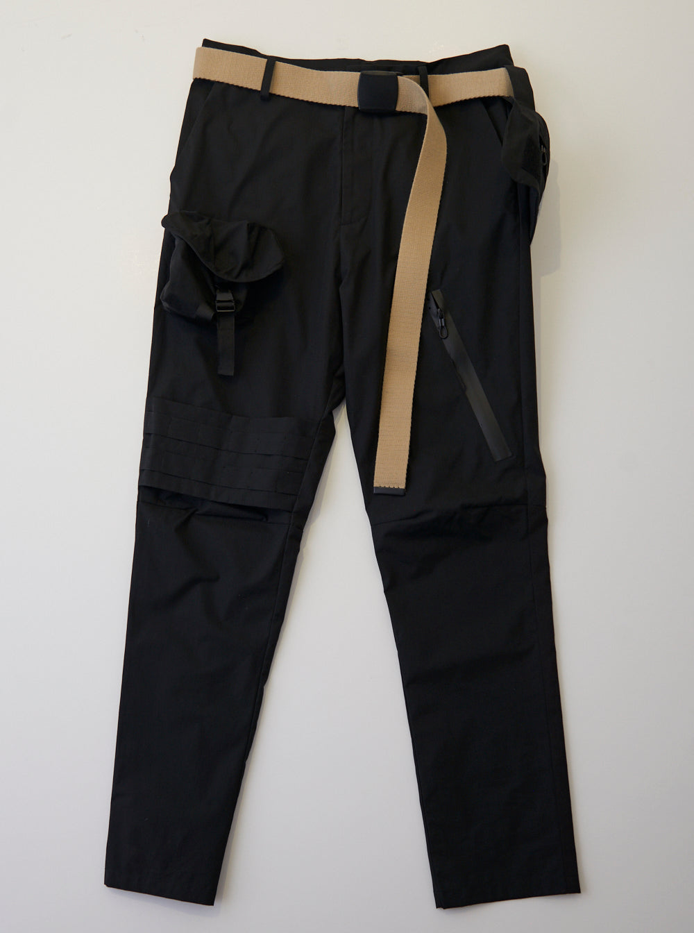Vinti Andrews Waist Bag Trousers Black